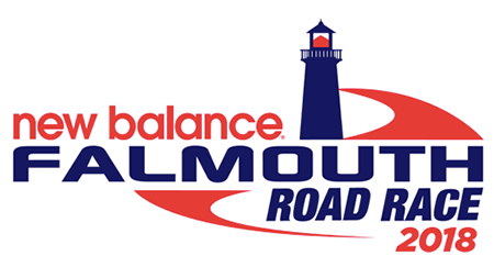 Falmouth Road Race 2018 Logo
